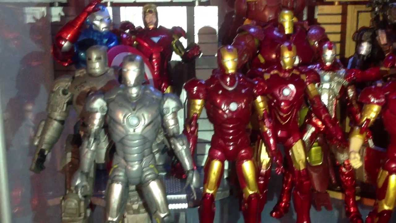 Iron Man Suit Collection Iron Man Collection