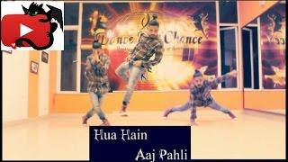 HUA HAIN AAJ PEHLI BAAR | SANAM RE | Pulkit Samrat (dance choreography) by addy | new song | 2016