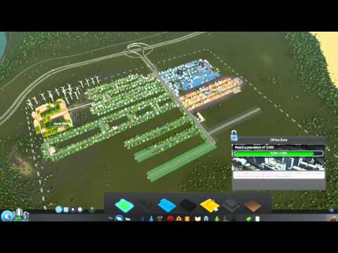 CITIES SKYLINES VIDEO REVIEW
