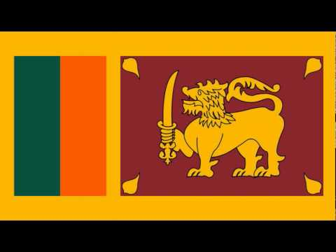 Sri Lanka: Sri Lanka Matha video