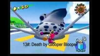 104 Ways to Die in Super Mario Sunshine