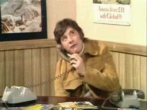 Monty Python – Travel agents sketch