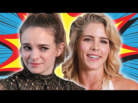 Stars Of Arrow And The Flash Play Would You Rather?: Superhero Edition