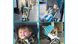 Uppababy Minu, The best travel stroller Review