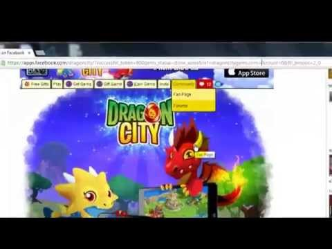 Dragon City Free Gems 2013