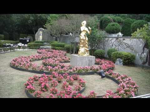 鄧麗君 Teresa Teng's Mountainside Tomb At Jingbaoshan (金寶山) In Taipei, Taiwan. video