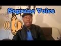 SINGING VOICE TYPES Pt. 2 | SOPRANO   Singing Lessons