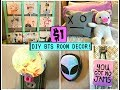 DIY $1 KPOP BTS ROOM DECOR!