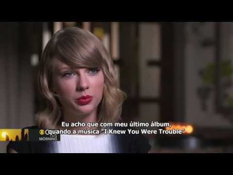 Legendado: Entrevista de Taylor Swift para o CBS In The Morning