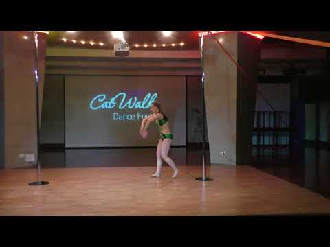 Мария Романова - Catwalk Dance Fest IX[pole dance, aerial]  12.05.18.