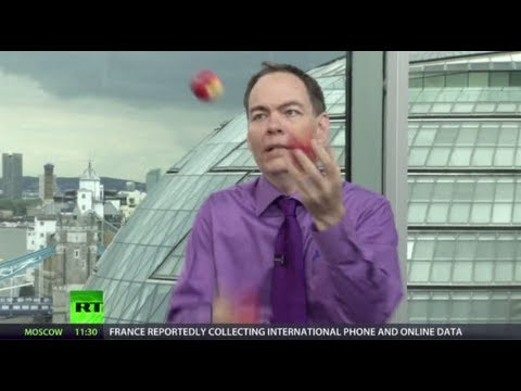 Keiser Report: Art of Debt Juggling (E467)