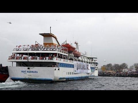 Trois ans après, Israël s'excuse pour l'assaut meurtrier de la flotille
