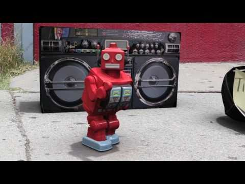 La vida de un robot en las calles