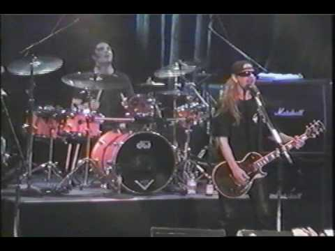 Jerry Cantrell - Breaks My Back