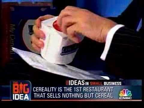 The Big Idea w/ Donny Deutsch - Cereality Feature