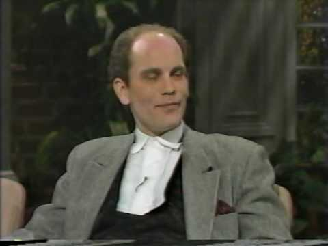 The offbeat & brilliantly talented actor John Malkovich on David Brenner's Nightlife.