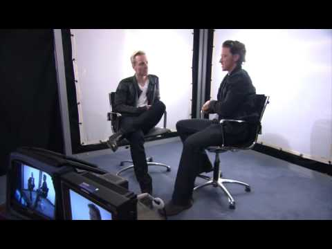Michael Fassbender/James McAvoy Face2Face Interview