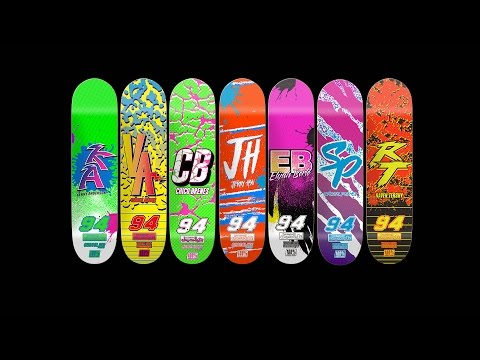 Chocolate Skateboards: Braaap Series