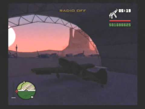 GTA San Andreas 100% parte 83 PS2