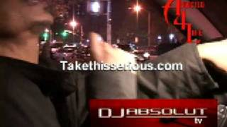 """Max B music Video on Dj Absolut tv. """"Picture me rolling"""""""