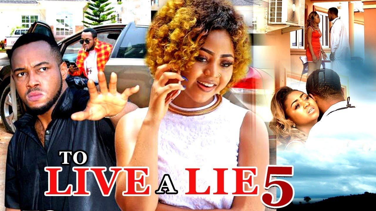To Live A Lie Nigerian Nollywood Movie 2017 [Season 5]