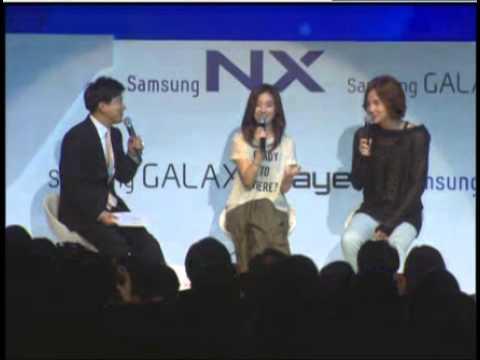 30.06.2011 Samsung Mobile Story Concert_Jang Geun Suk & Han Hyo Joo_Part 1