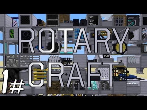 RotaryCraft Mod [1.5.1] - Minecraft - Machines. Power. Automation - by