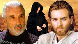 Why Did Dooku Tell Obi-Wan About Darth Sidious in Attack of the Clones?