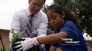 Learning Landscapes kicks off at Jackson Elementary - 2018