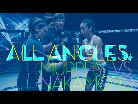 Invicta FC 7- ALL ANGLES: Murphy vs Nakamoto