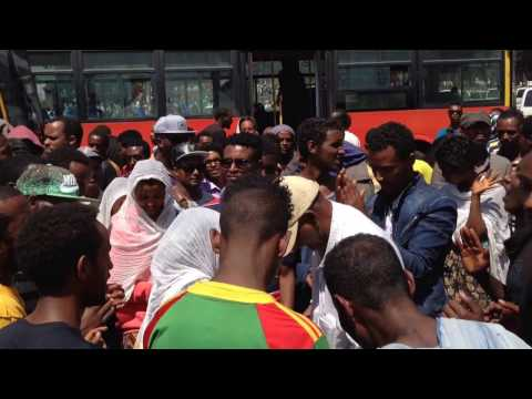 ያ ጥቁር ግስላ ደም ሸቶታል Alemayehu Eshete Song At Adwa Victory 2017 NEW