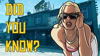 GTA 5 Did You Know