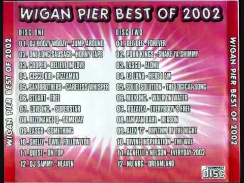 Wigan Pier Cds Best of Wigan Pier 2002 cd 1