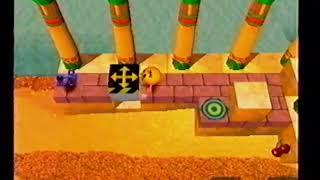 Ms. Pac-Man Maze Madness - Trailer (SEGA Dreamcast, Nintendo 64, PlayStation)