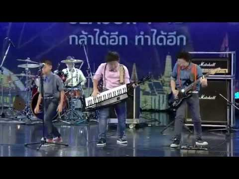 Thailand's Got Talent s.4-4D EP5  - The Talento