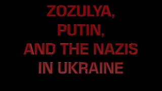 ZOZULYA, PUTIN AND 'NAZIS' IN UKRAINE