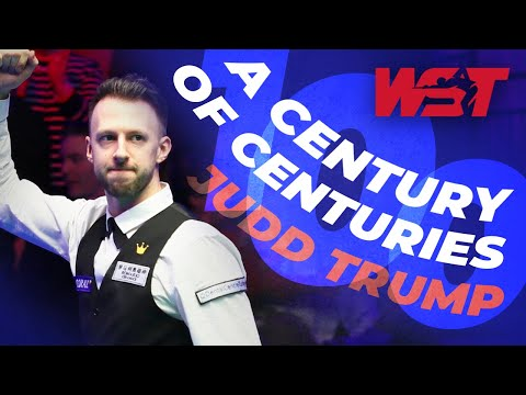 Judd Trump | A Century Of Centuries