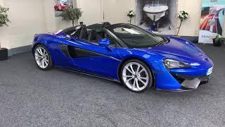2018 McLaren 570S Spider for sale..!