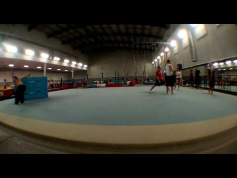 Livewire - Gymnastics Showreel video