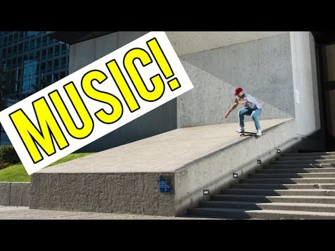 ReVive Skateboard's Take Over The World - Music!