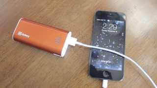 Jackery Bar 5600mAh Portable Power Bank Pack External Battery Review & Unboxing