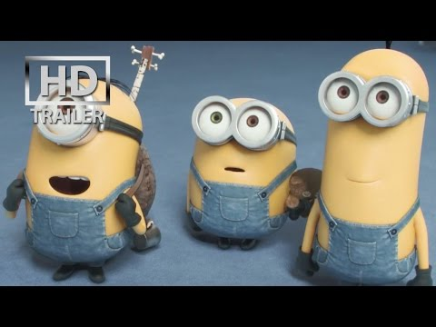 Minions - Despicable Me 3 | Official Trailer #2 (2015) Sandra Bullock