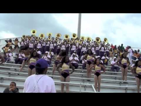 Benedict College Marching Band (Cold Hearted Snake)