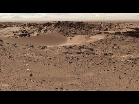 NASA says flowing water found on Mars