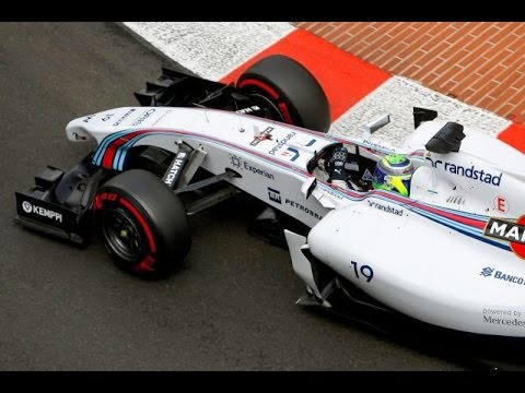 Felipe Massa, Monaco Grand Prix 2015, Monte Carlo, Monaco, Europe