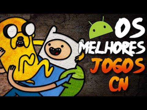 Melhores Jogos da Cartoon Network para Android
