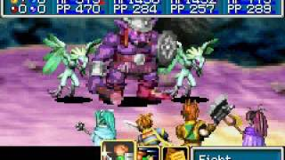 How to get 5 party members in Golden Sun