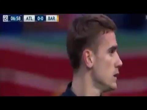 Highlights Atletico Madrid vs Barcelona 2nd leg 14 04 2016 Uefa Champions League 2016