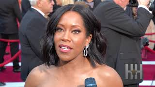 Regina King On What Oscar Win Means To Her