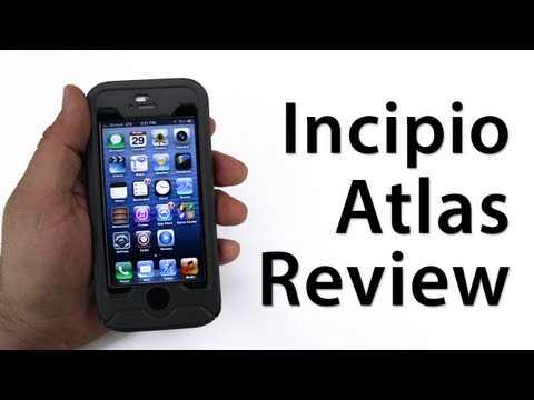 [Review] Incipio Atlas For iPhone 5: Demo. Review. Water Test